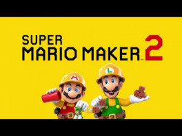 Super Mario Maker 2 Gameplay - Switch Announcement Trailer