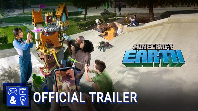 Minecraft Earth Trailer