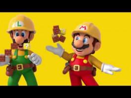 Super Mario Maker 2 Gameplay - Nintendo Direct May 15, 2019