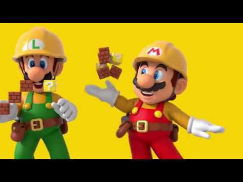 Super Mario Maker 2 Gameplay - Nintendo Direct May 15, 2019