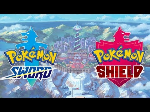 Pokemon Sword And Shield Double Pack Pre Order Trailers Open