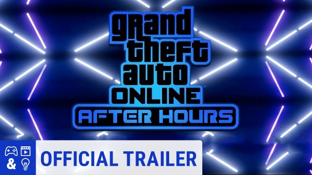 GTA Online After Hours Gameplay Trailer - Nightclubs on PS4, Xbox One, PC