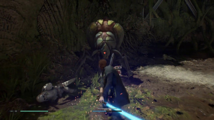 Star Wars Jedi: Fallen Order Gameplay Demo - 14 Minutes