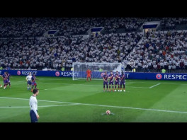 FIFA 20 Gameplay and Q&A - New Ball Physics, Penalties, Free Kicks