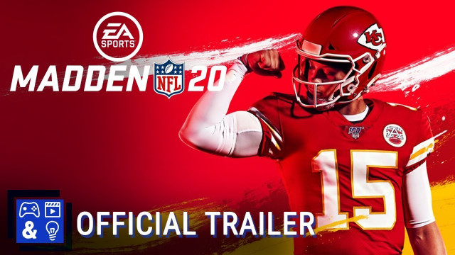 Madden Nfl 20 This Is Madden Official Gameplay Launch Trailer