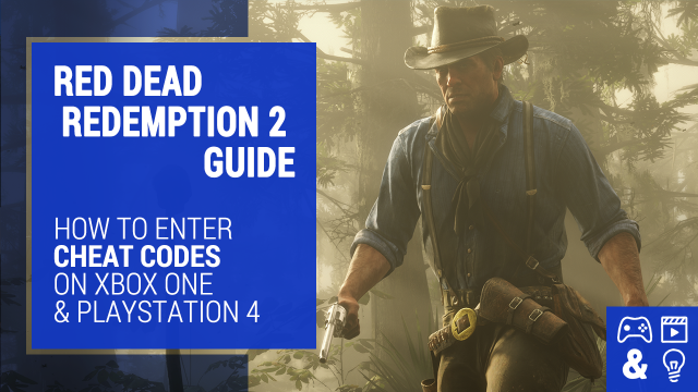 How to enter cheats in Red Dead Redemption 2