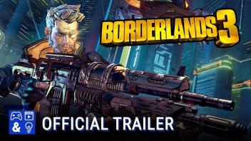 Borderlands 3 - Zane Character Trailer 'Friends Like Zane'