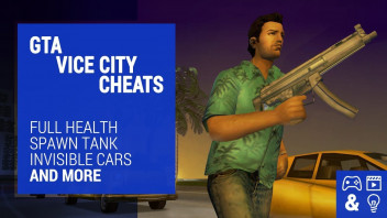 GTA Vice City Cheats - Full Health & Armour, Invisible Cars, and More -  Xbox, PS2, PS3, and PC