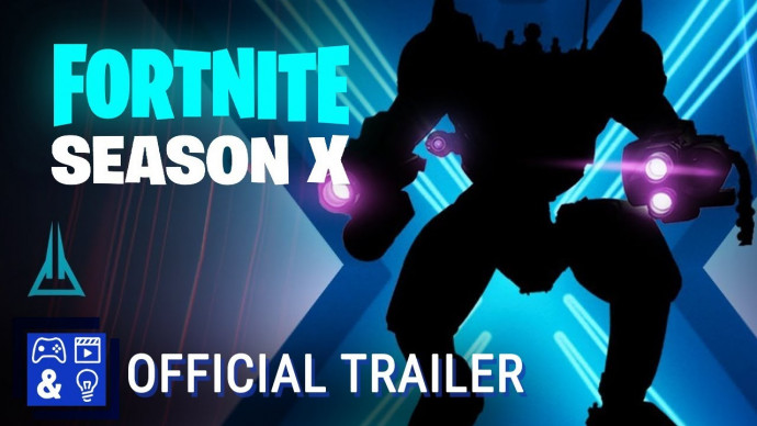 Fortnite - Season X Overview Gameplay and Battle Pass Trailer