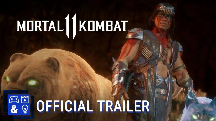 Mortal Kombat 11 - Nightwolf Gameplay Trailer