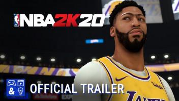 Nba 2k20 Gameplay Trailer Next Is Now
