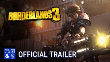 Borderlands 3 - Moze Character Trailer 'The BFFs'