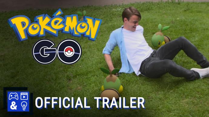 Pokémon Go Community Day Featuring Turtwig!