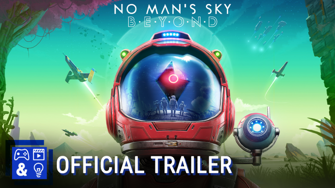 No Man's Sky BEYOND - Gameplay Launch Trailer