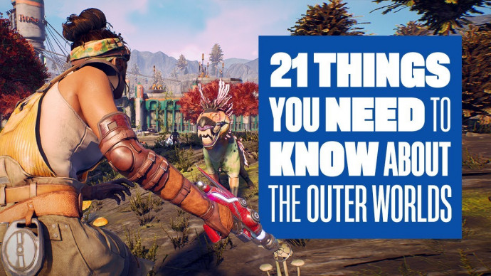 21 Things You Need To Know About The Outer Worlds Gameplay Perks Flaws Slowwww Motiiooonnn