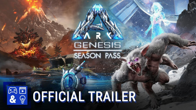 ARK Genesis - Announcement Trailer