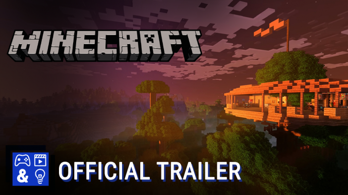 Minecraft Super Duper Graphics Pack – E3 2017 4K Trailer