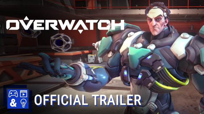Overwatch - Sigma Trailer