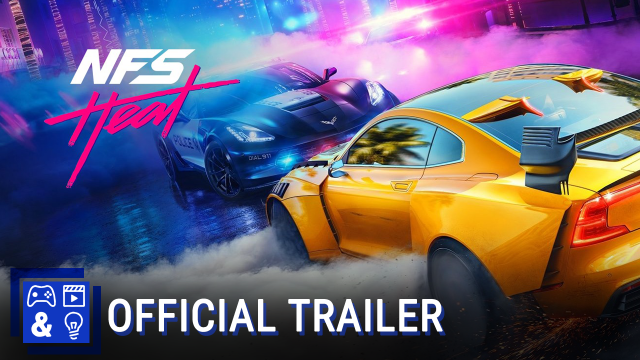 Need For Speed Heat Review A Slight Return To Form For The