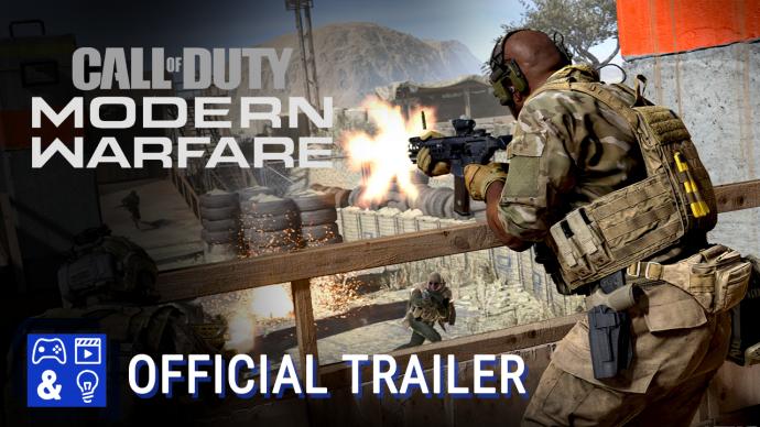 Call of Duty: Modern Warfare - 2v2 Gunpoint Alpha Trailer