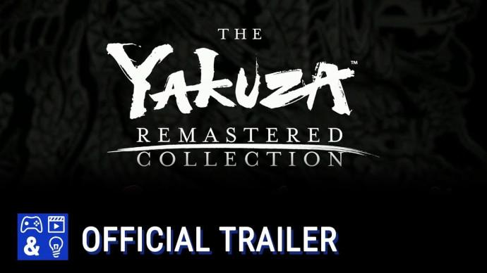 Online gehen Werksverkauf Turnschuhe 2018 The Yakuza Remastered Collection - Announcement Trailer
