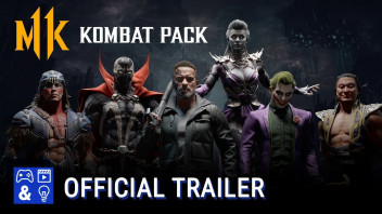 Mortal Kombat 11 Kombat Pack - Official Roster Reveal Trailer