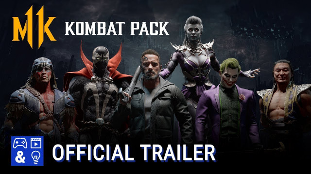 Entire Dlc Roster For Mortal Kombat 11 S Kombat Pack Leaked