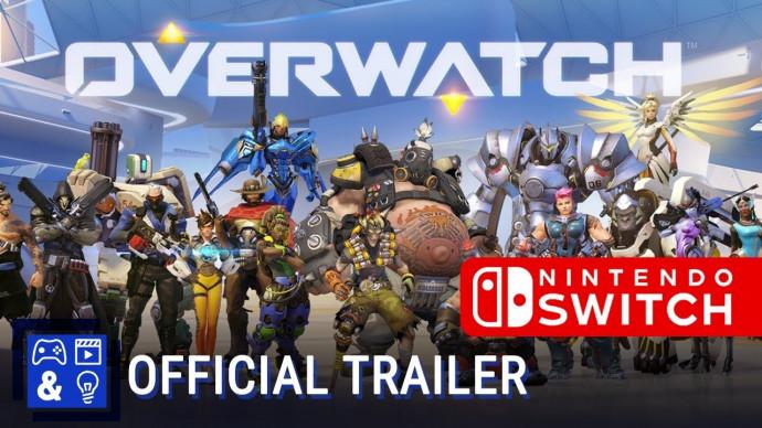 Overwatch: Legendary Edition - Nintendo Switch Announcement Trailer