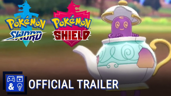 Pokémon Sword and Pokémon Shield Gameplay Trailer - Camp like never before!