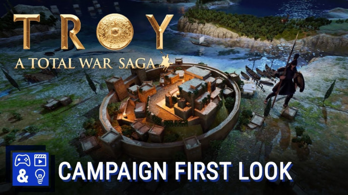 Pc Strategy Games 2020.Troy A Total War Saga First Look At The Campaign