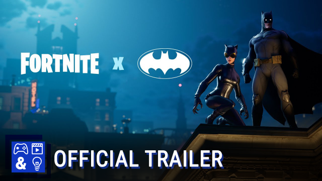 Fortnite Bat Signal Locations Where To Light Up Different Bat Signals Outside Of Gotham City Eurogamer Net