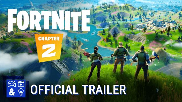 Fortnite Chapter 2 Season 1 Gameplay Trailer