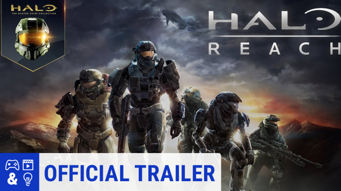 Halo Reach X019 The Master Chief Collection Launch Trailer