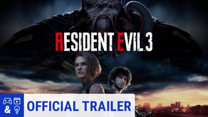 Resident Evil 3 Remake Trailer Announcement