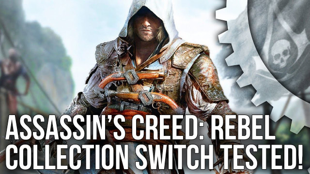 Assassin S Creed The Rebel Collection A Last Gen Classic Shines