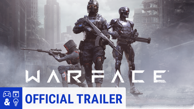 warface free to play online first person shooter