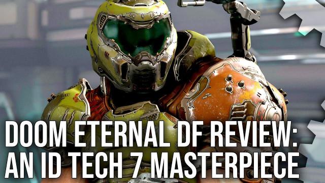 Doom Eternal Analysis How Id Tech 7 Pushes Current Gen Consoles