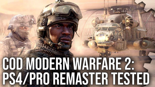 Modern Warfare 2 Remastered A Campaign Classic Transitions