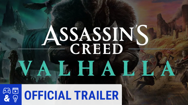 Assassin S Creed Valhalla Reshapes The Series Rpg Storytelling By