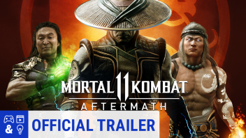 Mortal Kombat 11 Is Getting Story Dlc And Three New Playable Characters Including Robocop Eurogamer Net