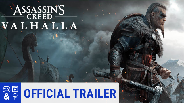 Watch Assassin S Creed Valhalla Running On Xbox Series X