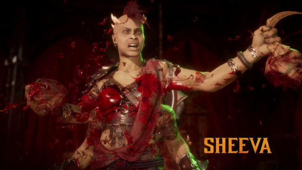 Mortal Kombat 11 Aftermath Expansion Continues The Story Adds