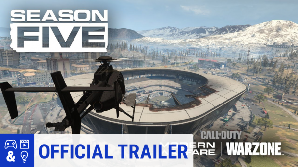 Call Of Duty Modern Warfare And Warzone Patch Is Rather Big On